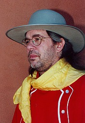Johnny Boggs, western writer, winner of the Spur Award from the Western Writers of America